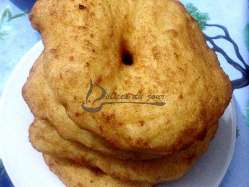 Sfeng, beignet algérien