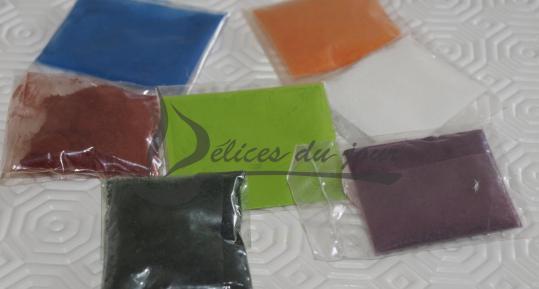 colorant alimentaire en poudre - Colorants Alimentaires En Poudre